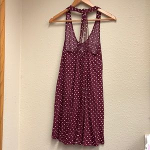 American Eagle Outfitters Dresses - New summer dress AWESOME strapping on back!!!